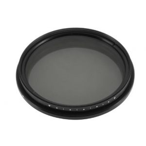 Fotga 58mm Slim Fader Variable Adjustable ND2 to ND400 ND Neutral Density Filter