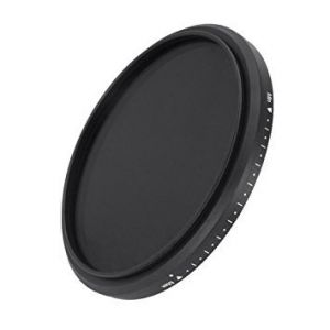 Fotga 67mm Slim Fader Variable Adjustable ND2 to ND400 ND Neutral Density Filter