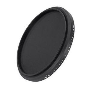Fotga 67mm Slim Fader Variable Adjustable ND2 to ND400 ND Neutral Density Filter