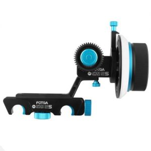 Fotga DP500IIS QR Quick Release Follow Focus for 15mm Rod
