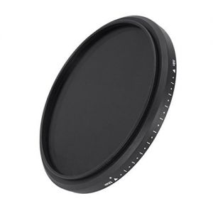 Fotga 82mm Slim Fader Variable Adjustable ND2 to ND400 ND Neutral Density Filter