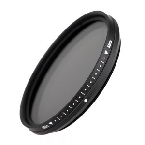 Fotga 52mm Slim Fader Variable Adjustable ND2 to ND400 ND Neutral Density Filter