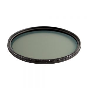 FOTGA Ultra Slim Fader Variable ND-MC Filter ND2 to ND400 52mm Neutral Density