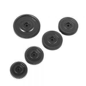 FOTGA Set of Five 0.5 78T/0.6 64T/0.8 38T 43T 65T Pitch Gear for DP500 III Follow Focus