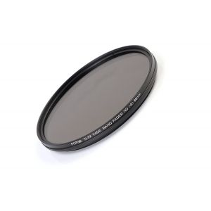 FOTGA Slim Fader Variable ND Filter Adjustable ND2 to ND400 86mm Neutral Density
