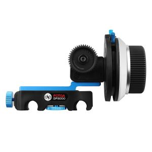FOTGA DP3000 M4 DSLR Quick Release Clamp with A/B Stops Follow Focus for 15mm Rod Rig