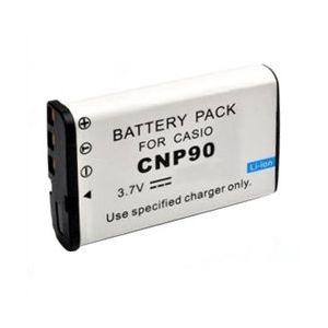 NP-90 NP-90DBA Li-Ion Battery for Casio Exilim EX-H10 EX-H15 EX-H20 EX-FH100 EX-H20G Cameras
