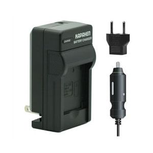 Battery Charger for Oregon Scientific ATC9K HD Camcorder