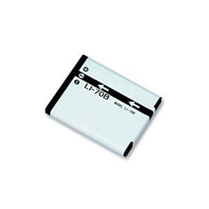 LI-70B Battery for Olympus VG-160, VG-110, VG-120, X-940, D-715, FE-4020, FE-4040, VG-140, VR-130, D-705, D-710, VR-120, VR-140, and VR-145 Cameras