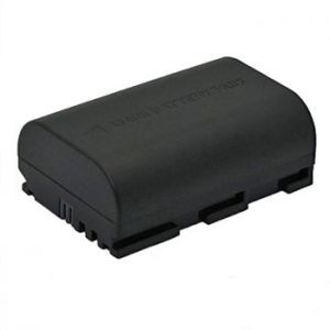 Canon LP-E6 Camera Battery, 1800mAh, Li-Ion - Replacement