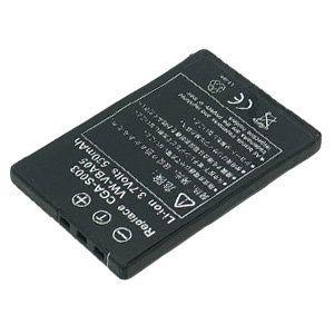 Panasonic CGA-S003A/1B VW-VBA05 Li-Ion Rechargeable Digital Camera Battery