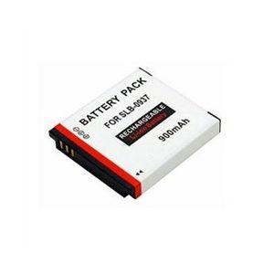 Samsung SLB-0937 Li-Ion Rechargeable Digital Camera Battery for Digimax L730 L830 NV4 i8 PL10 ST10