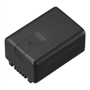 Panasonic VW-VBT190 Li-Ion Camcorder Battery, 2000mAh Replacement