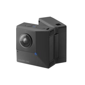 Insta360 EVO Folding 5.7K 180\u00b0 3D VR 360\u00b0 Photo Panoramic Naked Eye Anti Shake HD Sport Vlog Camera