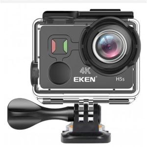 EKEN H5s 4K Ultra EIS Anti-shake Action Camera 2 Inch Touch Screen Sport DV WiFi Control
