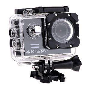 WS008 Mini Action Sportscamera 4K 24fps 1080p 60fps Novatek 96660