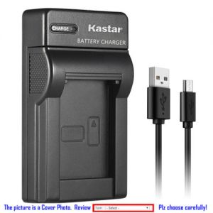Replacement Battery Slim USB Charger for Canon NB-5L CB-2LX Canon PowerShot SX210 IS