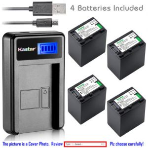 Replacement Battery LCD Charger for Sony NP-FH100 and Sony Alpha DSLR-A230 DSLR-A230L
