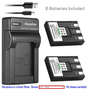 Replacement Battery Slim Charger for Canon NB-3L CB-2LU Canon PowerShot SD550 Camera