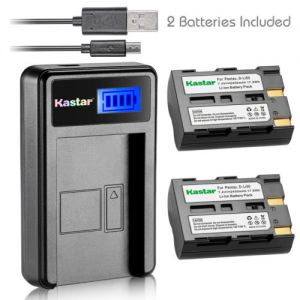 Replacement D-Li50 NP400 Battery Charger for Minolta A-5 A-7 Dimage A1 A2 Dynax 5D 7D