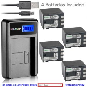 Replacement Battery LCD Charger for Canon NB-2L24 and Canon PowerShot G7 PowerShot G9
