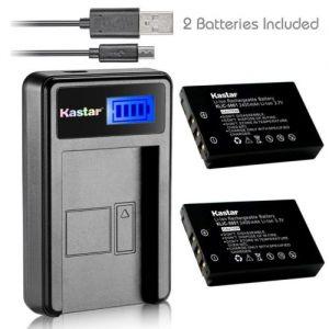 Replacement Battery Charger Kodak KLIC-5001 Kodak EasyShare DX6490 EasyShare DX7440
