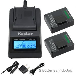 Replacement Battery Charger GoPro HD HERO3 HERO3+ GoPro AHDBT-201 AHDBT-301 AHDBT-302