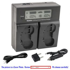 Replacement Battery LCD Dual Fast Charger for Nikon EN-EL4 MH21 MH-22 Nikon Camera F6