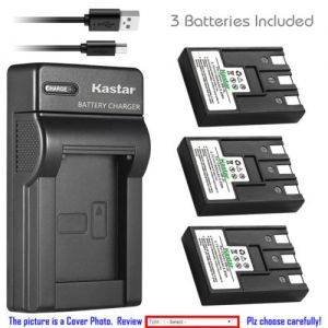 Replacement Battery Slim Charger for Canon NB-3L CB-2LU and Canon IXY Digital 30 Camera