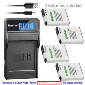 Replacement Battery LCD Charger for Nikon EN-EL12 Nikon Coolpix AW120s Coolpix AW130