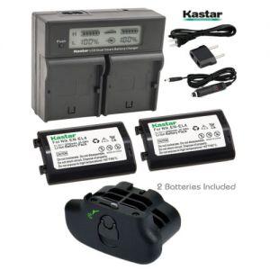 EN-EL4 Battery, Charger, Chamber for Nikon D300, Nikon D300S Camera