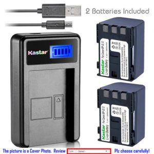 Replacement Battery LCD USB Charger for Canon NB-2L12 NB-2L and Canon MV930 MV940 MV950