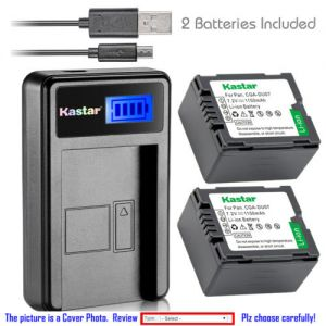 Replacement Battery LCD USB Charger for HITACHI DZ-BP7S and DZ-HS903 DZ-BD70 DZ-BD7H