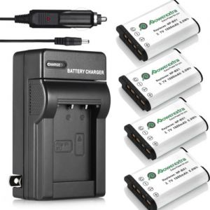 1600mAh NP-BX1 Battery + Charger for Sony Cyber-Shot DSC-RX100 II III HDR-AS100V