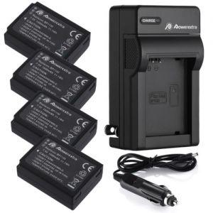 BP-1130 BP1130 Battery & Charger for Samsung NX200 NX300 NX1000 NX1100 NX2000