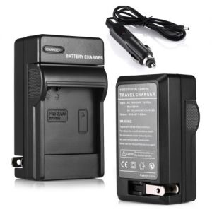 Camcorder Battery Charger For Samsung IA-BP85ST SC-HMX20 SC-MX20 VP-HMX10 Camera