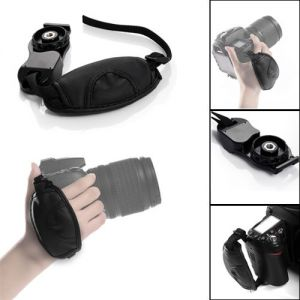 Camera Hand Grip Strap For Canon 550D EOS Rebel T2i T1i XSi XS T2 T5i T4i T3i T3