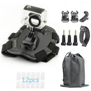 Dog Pet Harness Chest Back Mount Strap Accessories For GoPro 6/5/4/3+/3/5 Camera