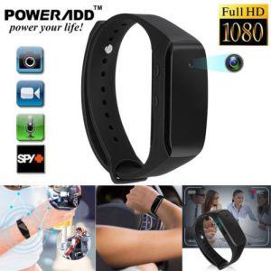 1080P Smart Watch Bracelet Wristband Camera Mini Spy Hidden DVR Video Recorder