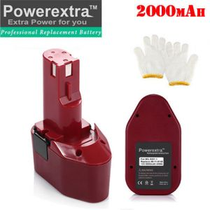 12V 2000mAh 2.0AH Battery for MILWAUKEE 48-11-0200 48-11-0140 48-11-0141 Drill