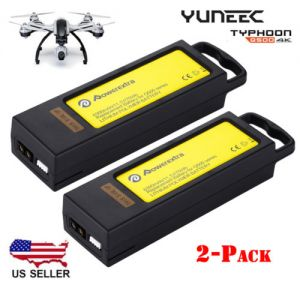 6300mAh LiPo Replacement Flight Battery For Yuneec Q500+ Q500 4K Typpoon 11.1V