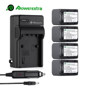 1500mAh NP-FH70 Battery & Charger for Sony NP-FH30 NP-FH40 NP-FH60 NP-FH100