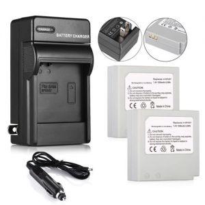 Camcorder Battery & Charger For Samsung IA-BP85ST SC-HMX20 SC-MX20 MX25 VP-HMX10