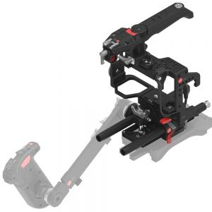 JTZ DP30 DP306 Camera Base Plate Cage Rig for Sony A7 A7II A7R A7RII A7S A7SII