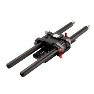 JTZ DP30 DP325 QR-50 Lightweight Quick Release Baseplate 15mm Rod Rig Support