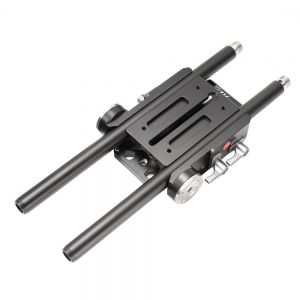 JTZ DP30 DP326 Universal Quick Release QR Base Plate 15mm Rod Rig