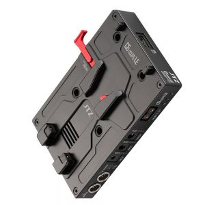 JTZ DP30 DP328 C5 CCUPS LE V Mount Uninterrupted Power Supply UPS BP Battery Plate DSLR Rig